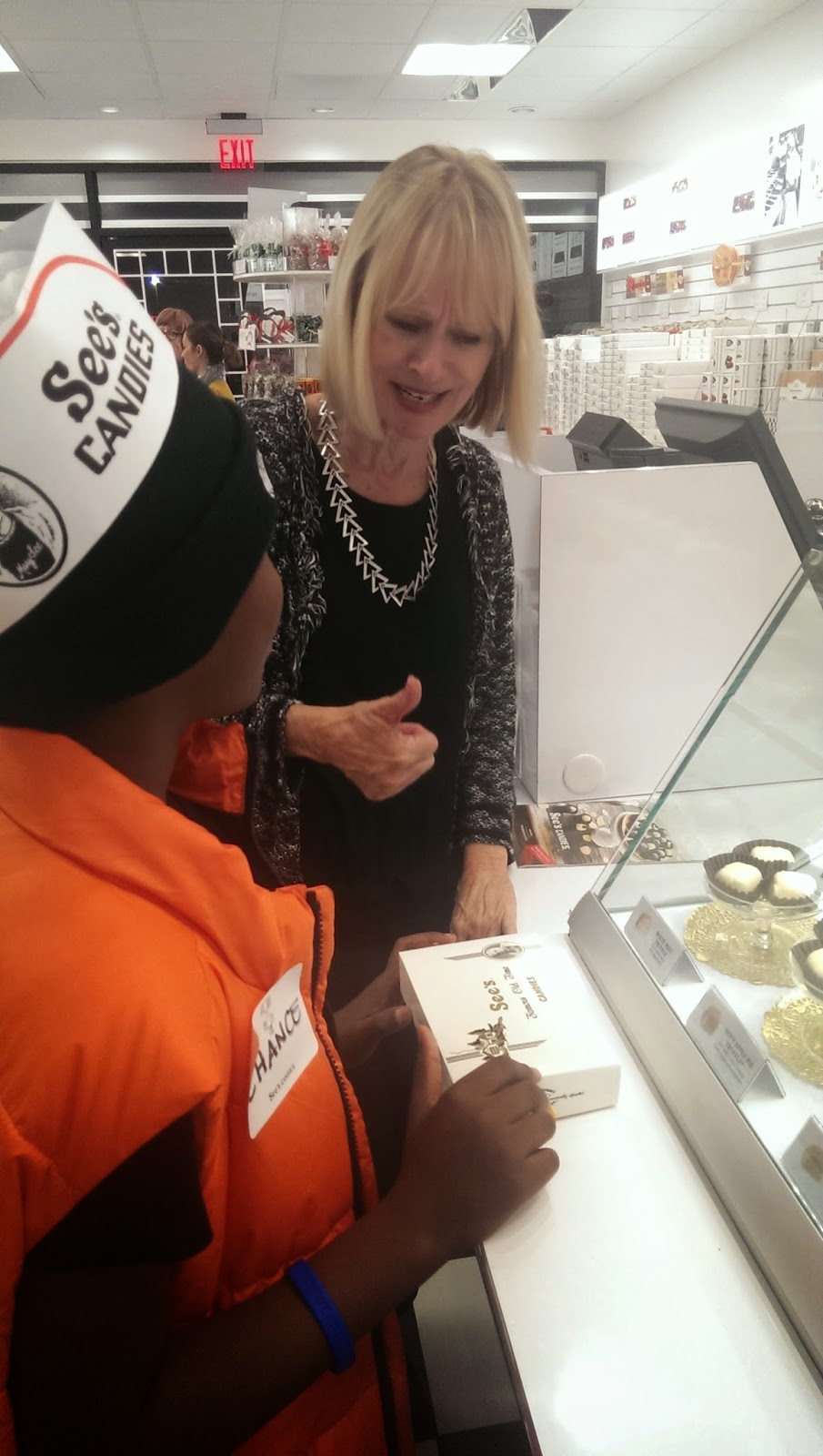 See See's Candies Canyon Country - Chocolate Candy Store