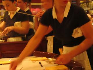 Le relais de Venise restaurant in Marylebone