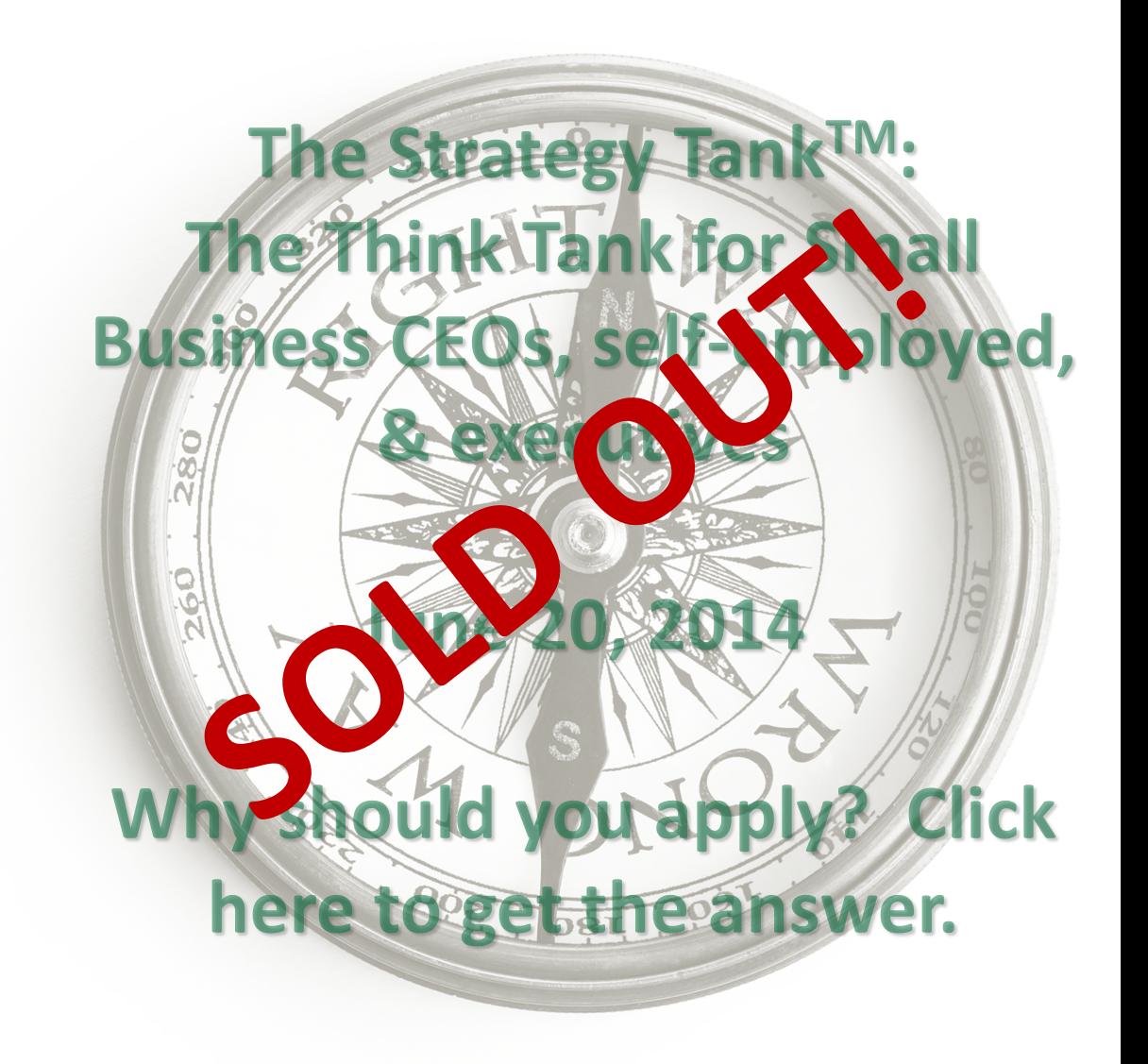 Strategy Tank June 20