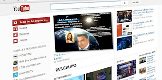 "Enlace a NUESTRO Canal ""BERGRUPO"""