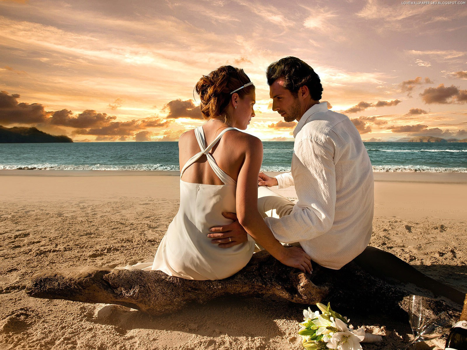couple in Love Picture Love Wallpapers Romantic ...