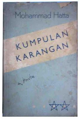 cover buku Kumpulan Karangan (Jilid 2), Mohammad Hatta, image