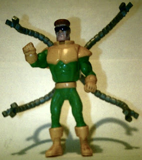 Front of Doctor Octopus 1995