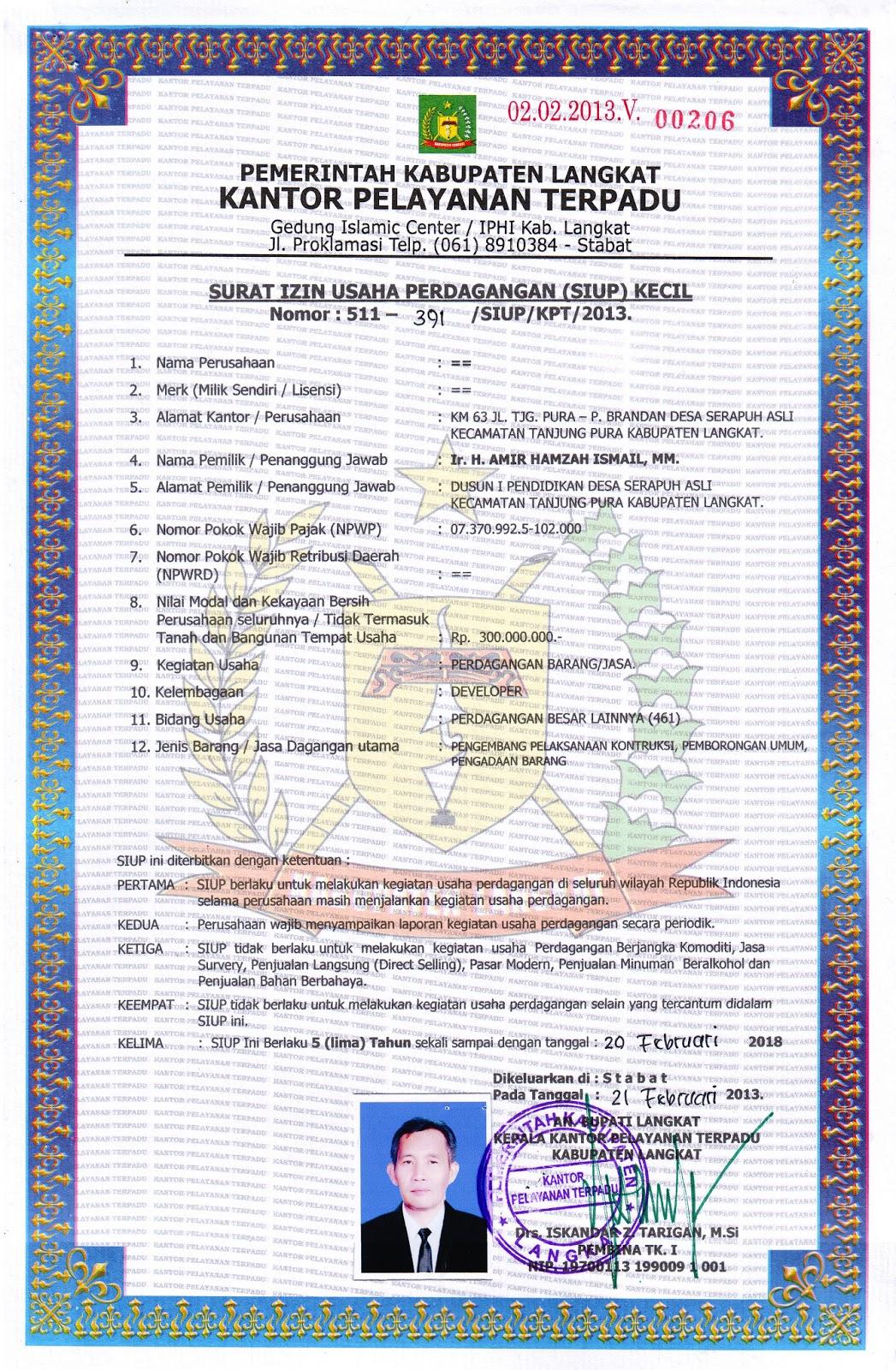 Perumahan MELAYU INDAH PERMAI Residence: Mei 2013