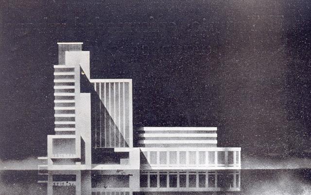 Introducci n a la arquitectura arquitectura moderna en el for Arquitectos de la arquitectura moderna