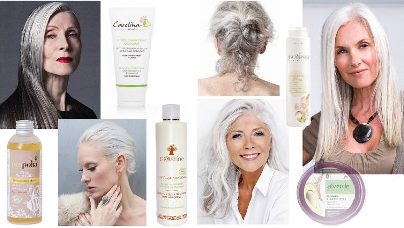 couleur bio pour cheveux blancs - Coloration Naturelle Cheveux Blancs