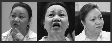 Janet Lim Napoles ordered detained, mug shots photos taken