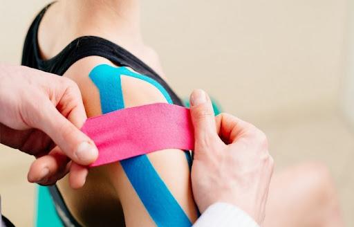 Bandagem Elástica Funcional na Fisioterapia