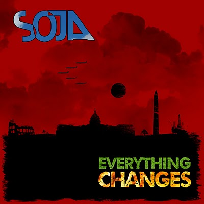 Capa SOJA – Everything Changes (feat. O Rappa)  – Mp3