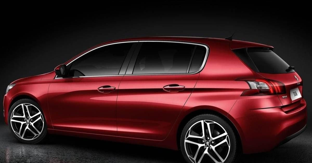 Novo Peugeot 308 2014: informações e detalhes oficiais