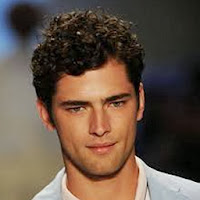 Curly Hair Styles in Men-6