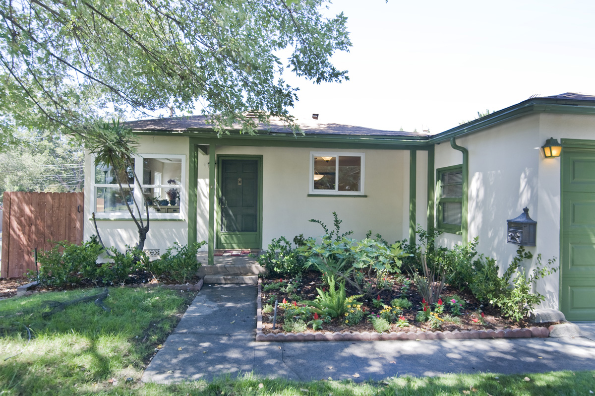 San fernando valley real estate past future at 5703 for North valley homes
