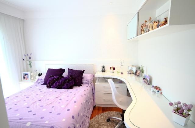 Diseño de Dormitorios Juveniles para Chicas : Decoración ...