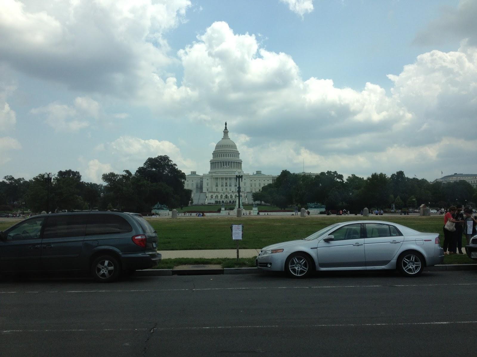 Washington dc essay