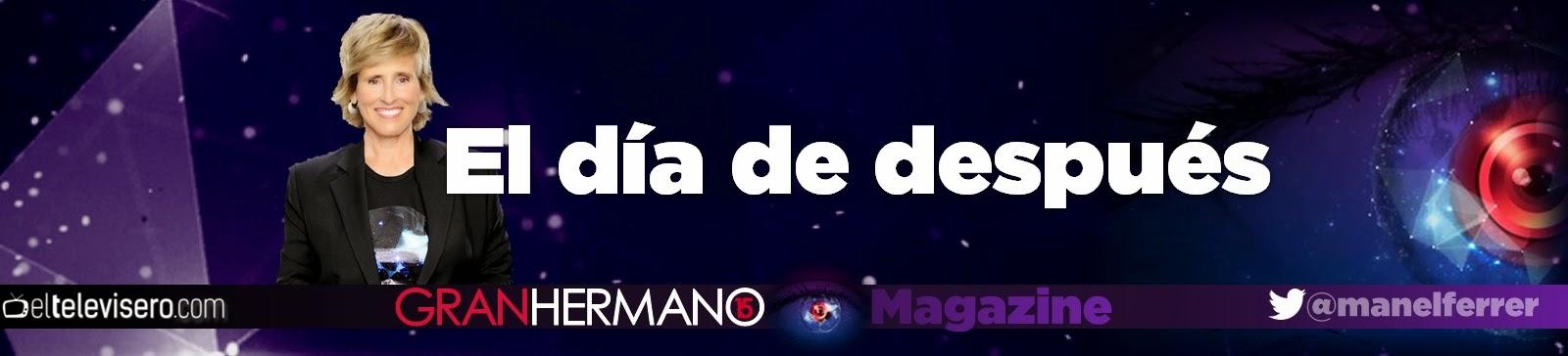 """ESTRENO: EL DÍA DE DESPUÉS"""". LA OPINIÓN DE MANEL FERRER, COLABORADOR DEL DEBATE DE 'GH'"""
