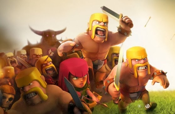 clash of clans mobile 2014 Yeni Clash Of Clans Elmas Hilesi