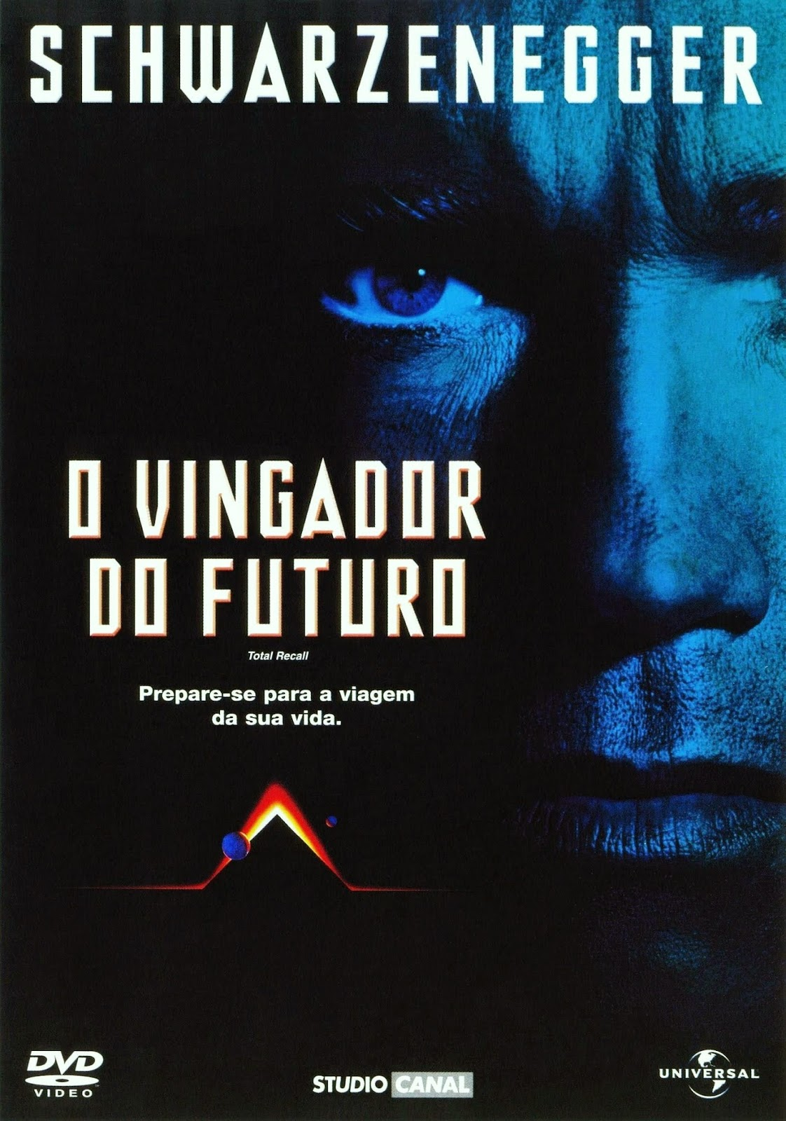 O Vingador do Futuro – Legendado (1990)