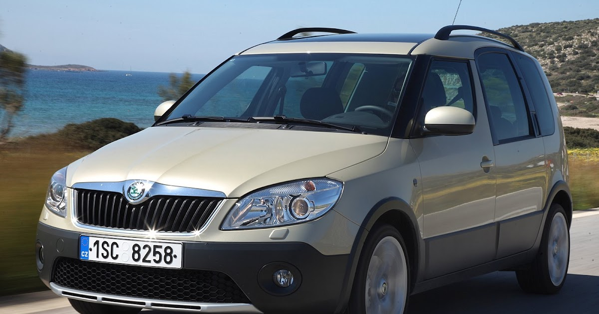 Car And Car Zone Skoda Roomster Scout 2011 New Cars Car Reviews