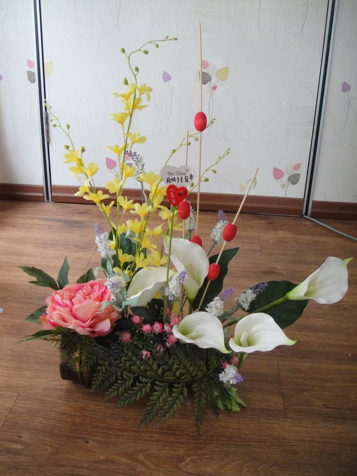 Ipoh Florist Yen Floral053120394 47Lebuh Lapangan Siber