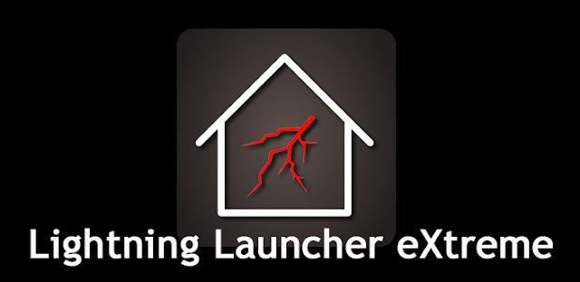 Download Lightning Launcher eXtreme v12.7b3 APK Full