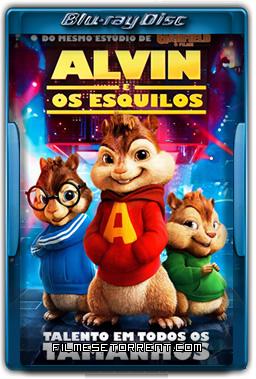 Alvin e os Esquilos Torrent dublado