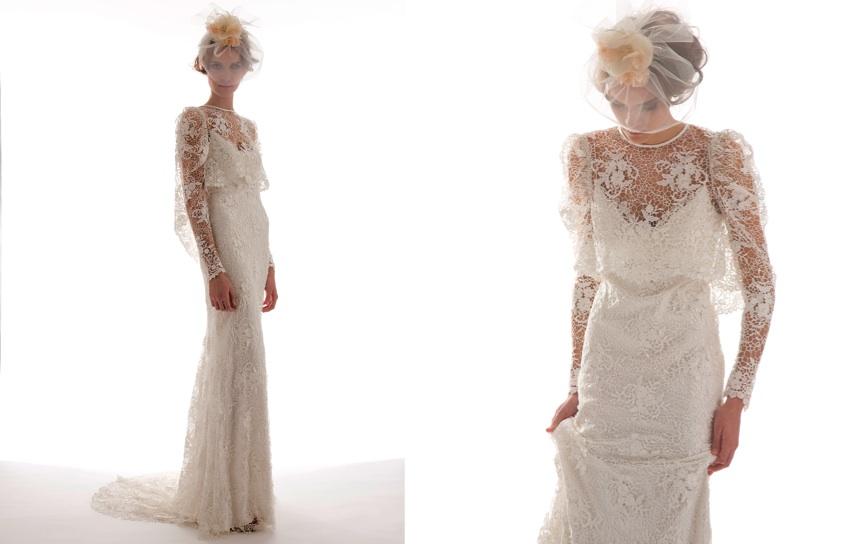 Brautkleider 2012 Brautmode: März 2012