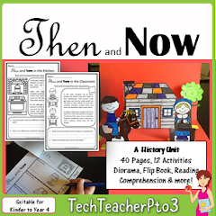 Then and Now History Unit