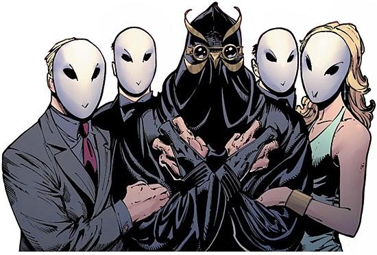 Scott Snyder's Court of Owls Batman: Arkham Knight
