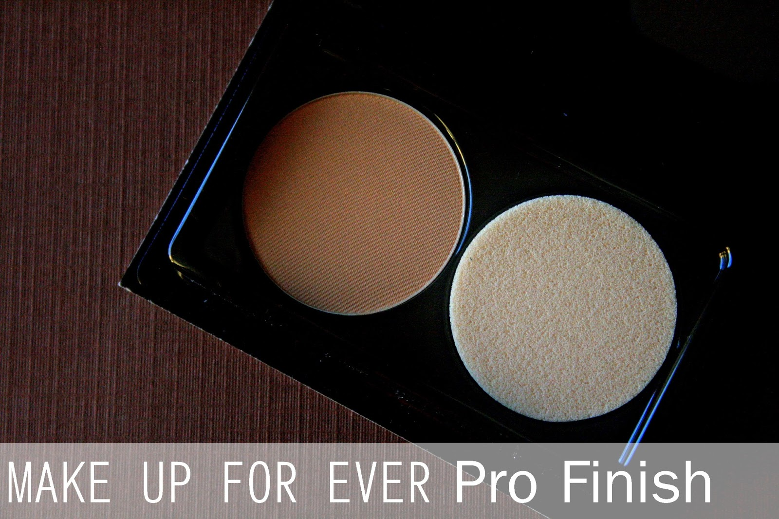 Make Up For Ever Pro Finish Multi-Use Powder Foundation #128