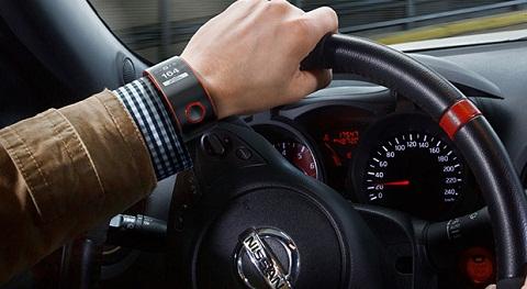Smartwatch de Nissan