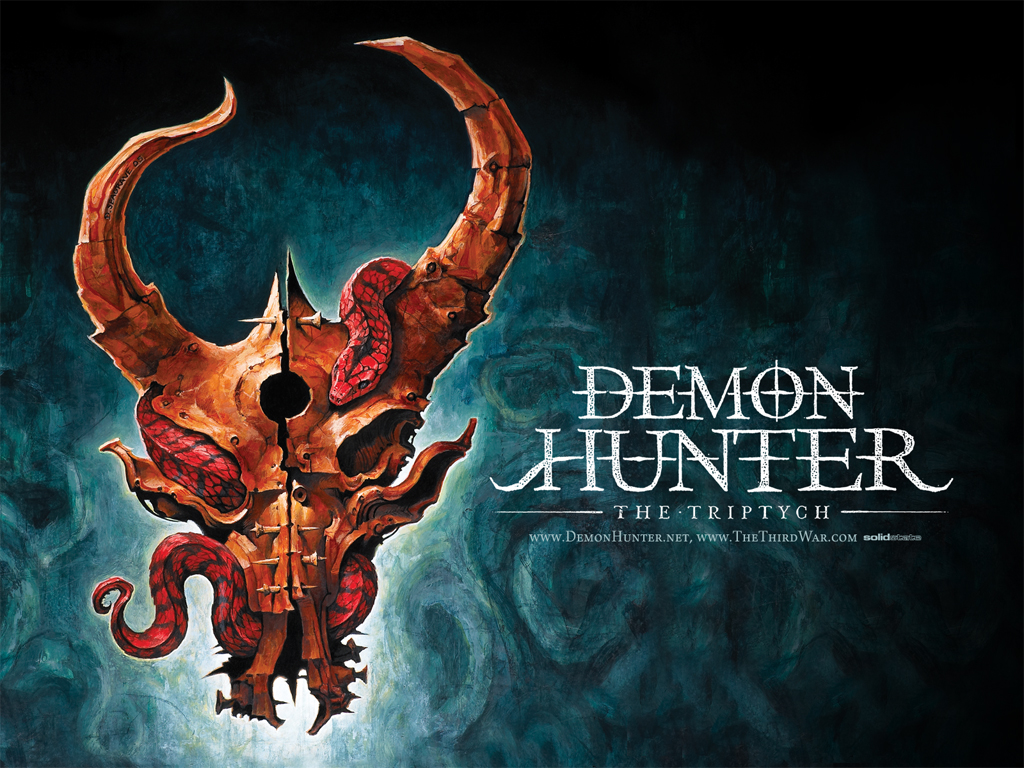 Demon hunter wallpaper all about music for Demon hunter