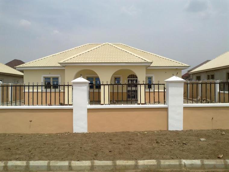 Duplex pictures in nigeria joy studio design gallery for Nigeria houses pictures