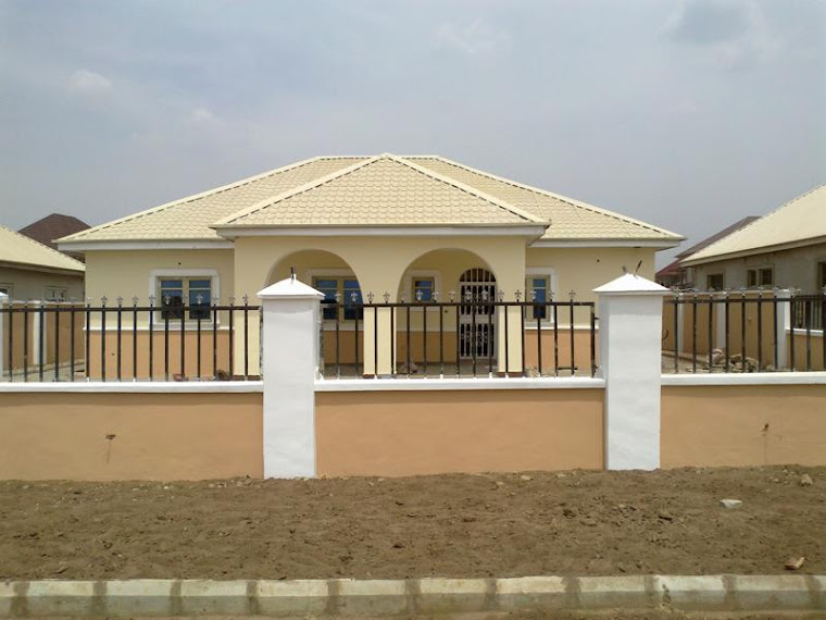 Duplex pictures in nigeria joy studio design gallery for Beautiful house designs in nigeria