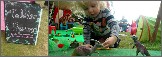 Toddler Fun at Camp Bestival