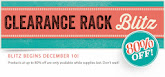 Clearance Rack  Stampin' Up