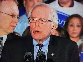 Bernie Sanders Takes a Victory Lap