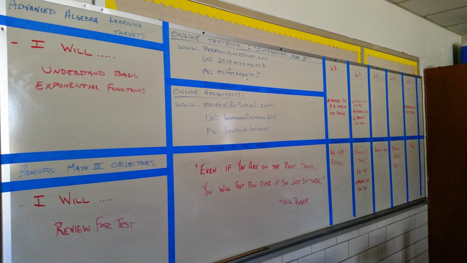 Classroom Decoration Whiteboard ~ With a new classroom comes decorations