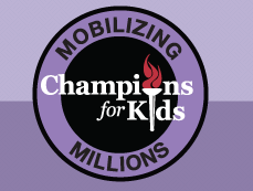 #DisneyCFK, Champions for Kids, Disney, Walmart, Holiday, SIMPLE Service project