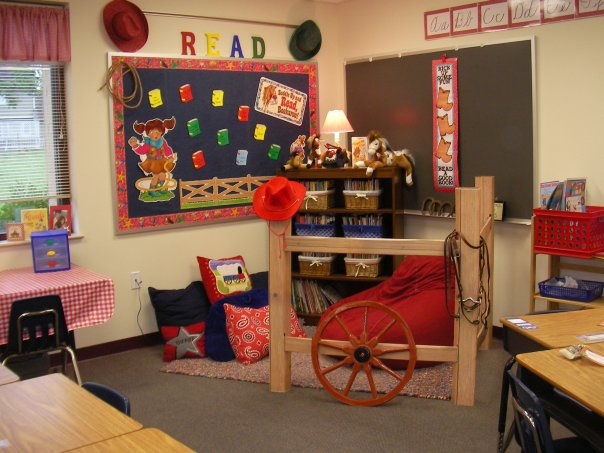 Free Classroom Decoration Ideas ~ Western themed classroom ideas printable