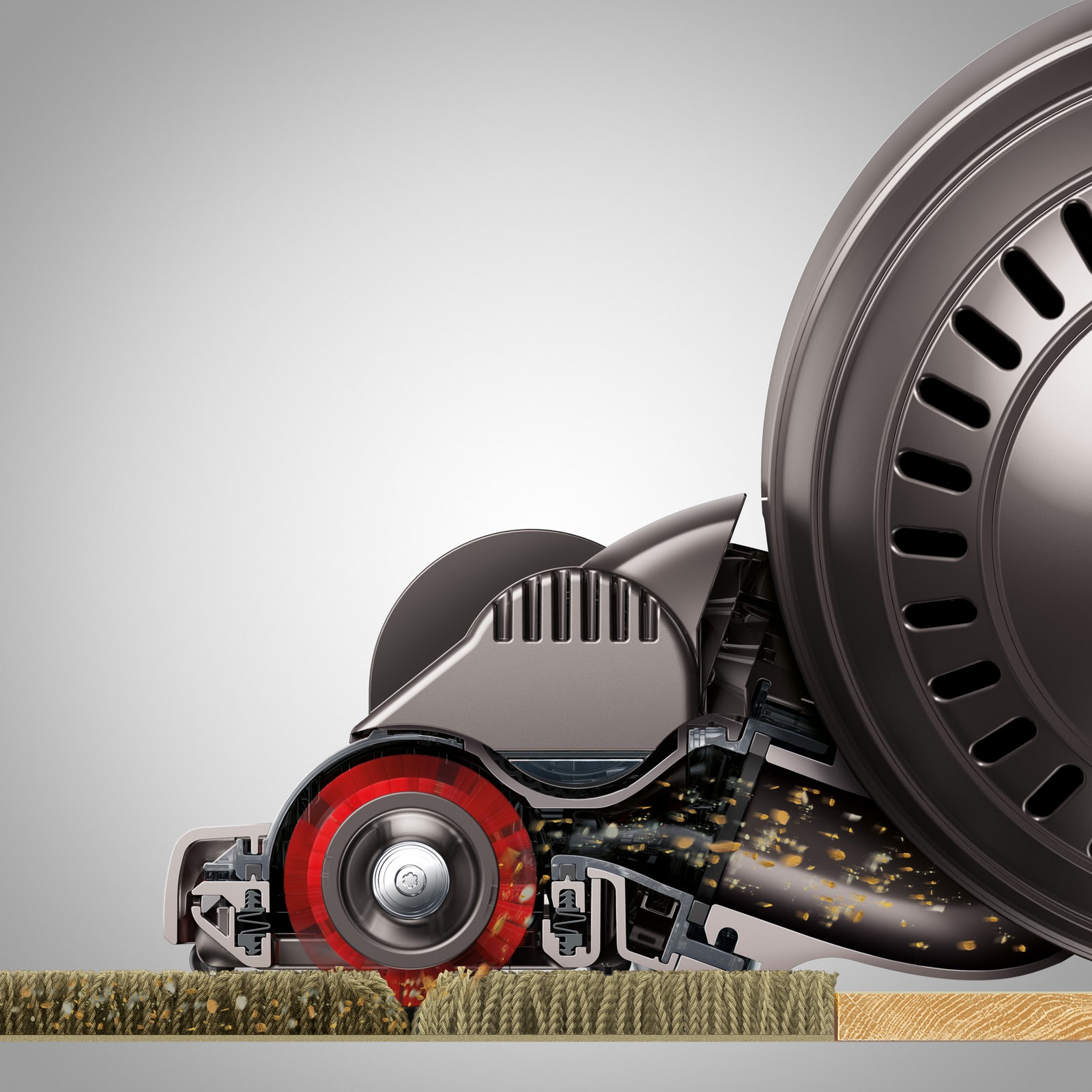 Vacuum Direct Introducing The Dyson Dc41 Animal Ball Vacuum