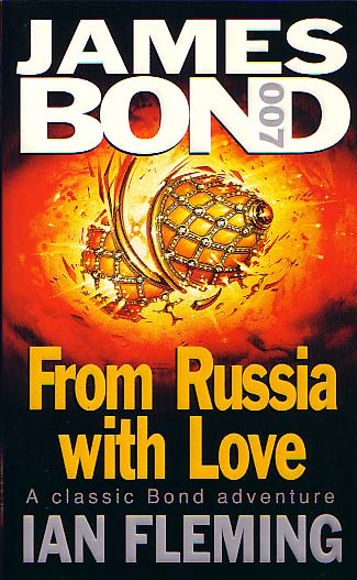 from russia with love book report Kgb defector yuri bezmenov's warning to america: 29 years ago, soviet defector and kgb operative yuri bezmenov, specializing in the fields of marxist-leninis.