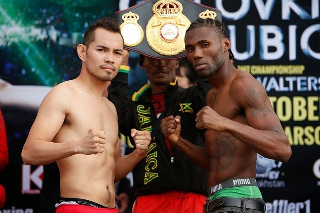 Nonito Donaire v.s Nicholas Walters (REPLAY) — Embedded Video Only — — Round 6 TKO slowmo —