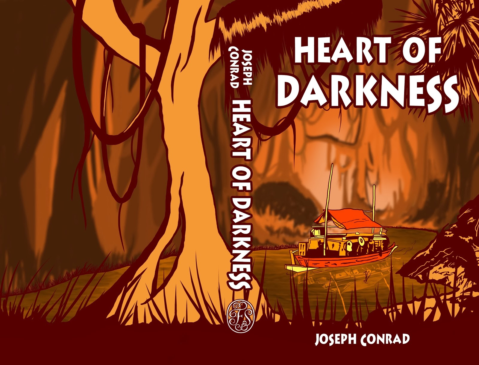 heart of darkness Get everything you need to know about colonialism in heart of darkness analysis, related quotes, theme tracking.