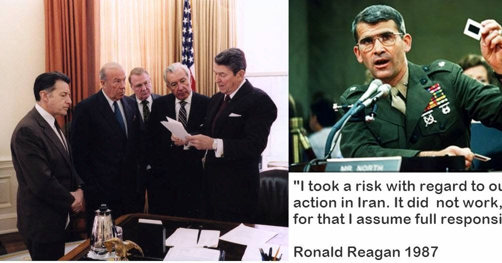 a history of the iran contra affair in the reagan administration Reagan and the 'iran-contra' affair transferred to the contras the proceeds of clandestine sales of military equipment supplied to iran.