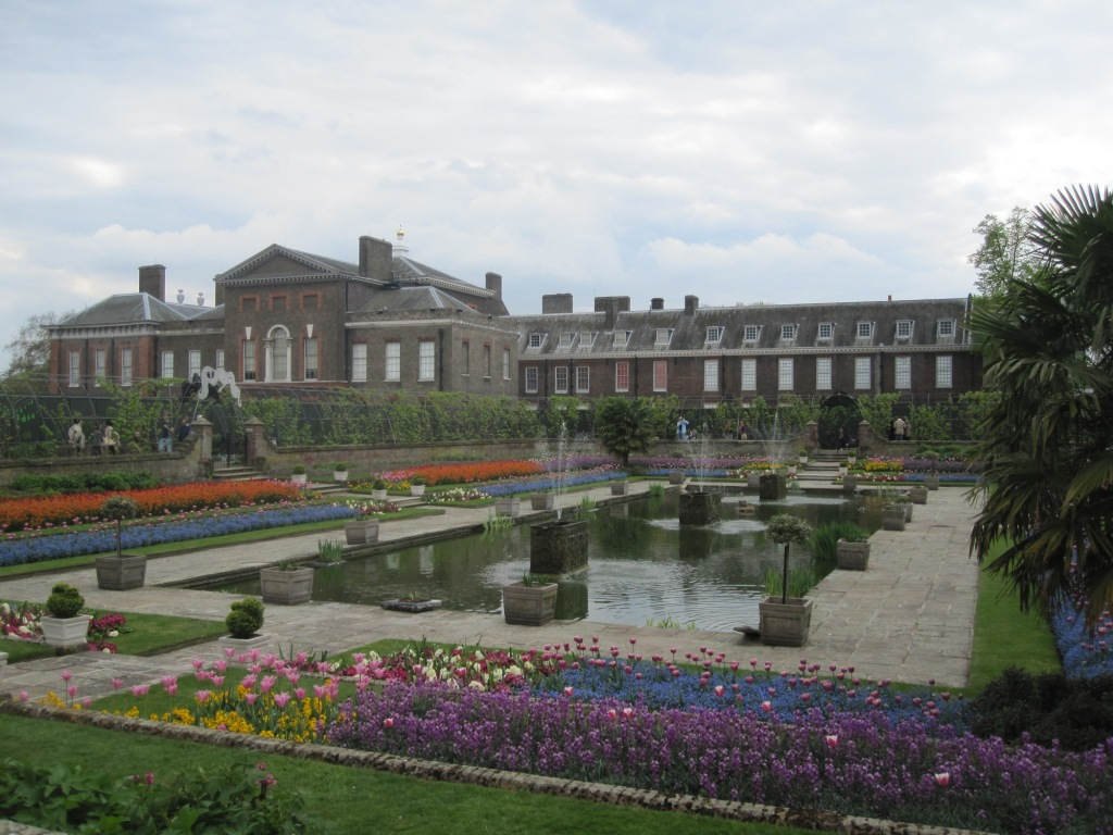 De paseo por europa londres 3 hyde park kensington for Jardines de kensington