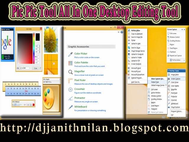 All in One Desktop Editer......
