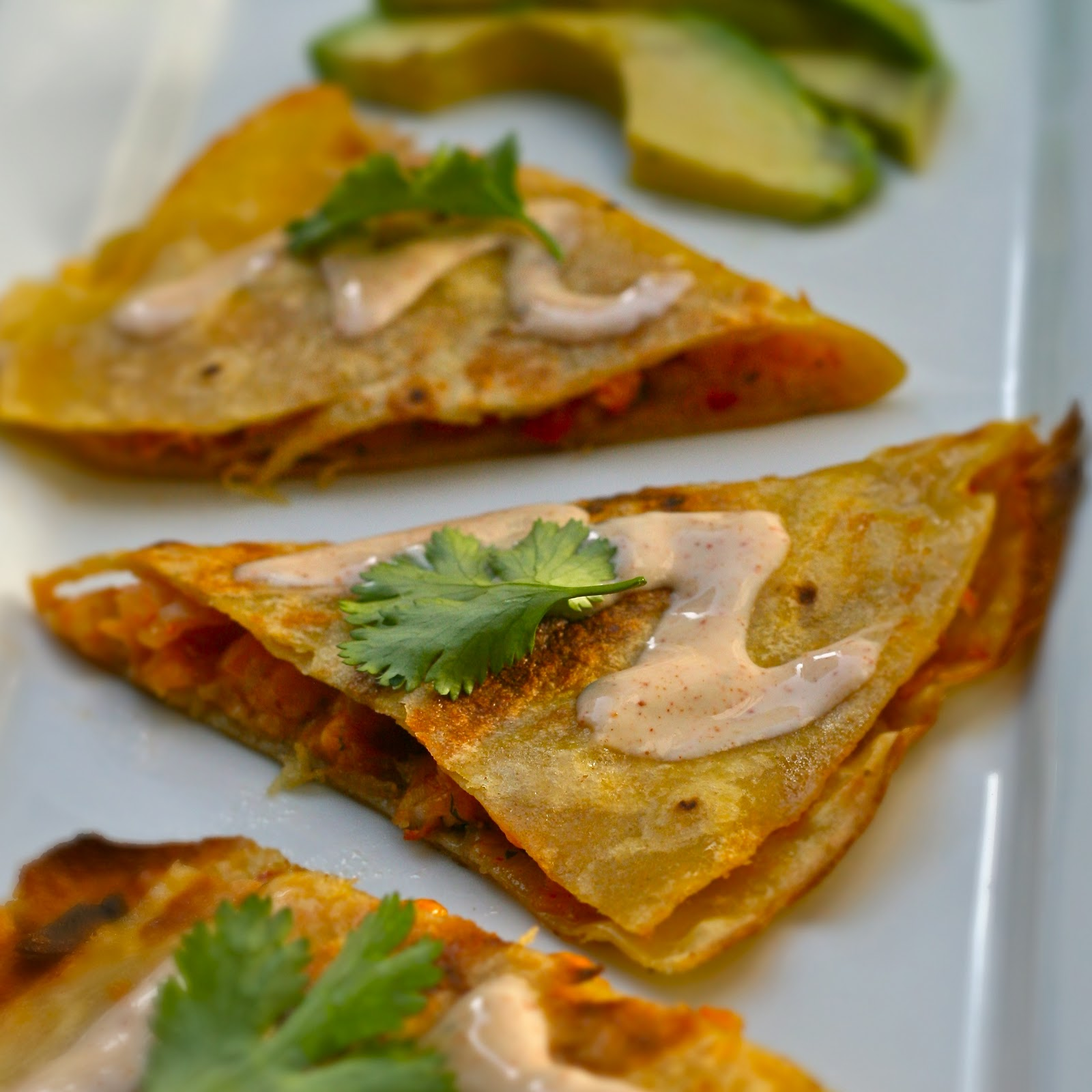 Q is for: Quesadillas on the Grill {a Tailgate Special}