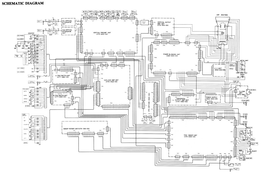 bk5910A_board_schematic bot thoughts diagnosing a broken oscilloscope vex cortex wiring diagram at honlapkeszites.co
