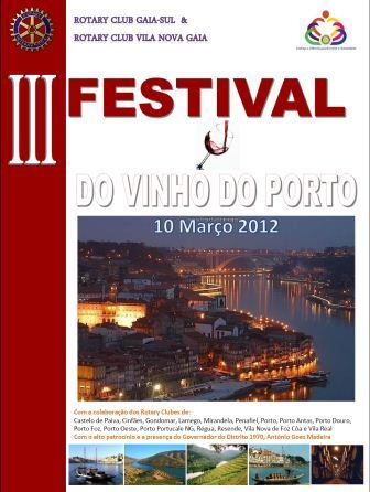III Festval do Vinho do Porto