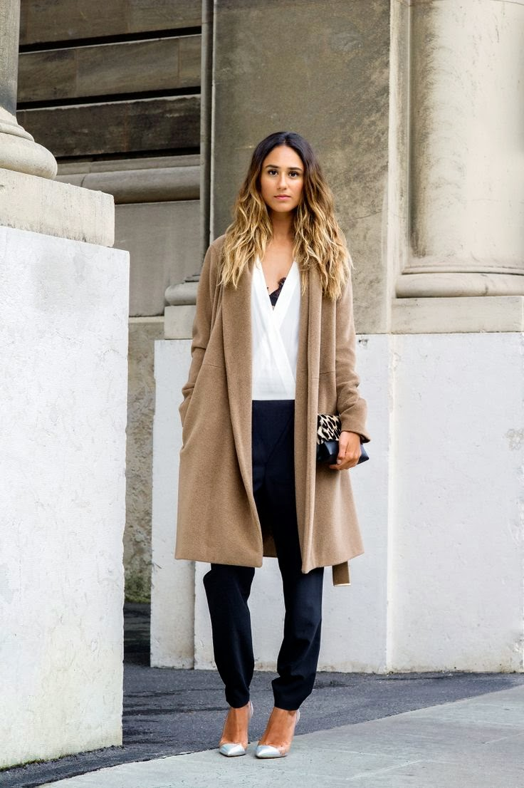 Outfit Inspiration The Camel Coat | Dashingly Elevating